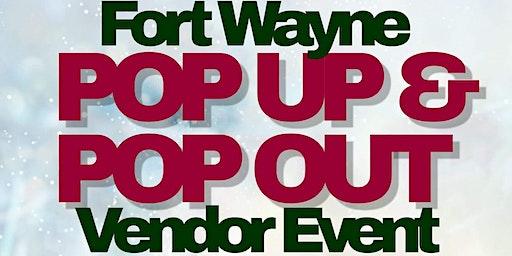 POP UP & POP OUT Vendor Event