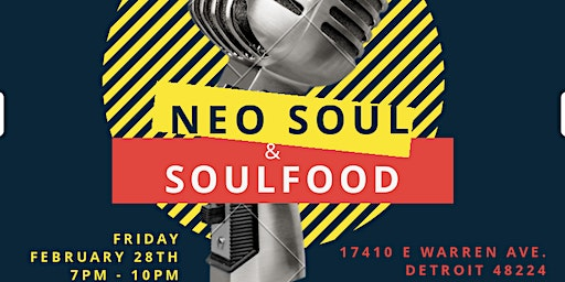 NEO SOUL & SOULFOOD