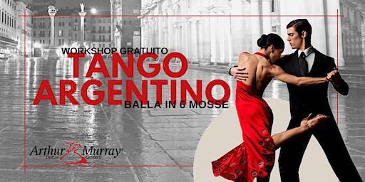 Lezione di Prova Gratuita - Tango Argentino
