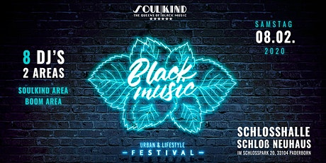 Soulkind - Black Music Festival | Paderborn Tickets
