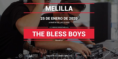 Sesión DJ The Bless Boys en Pause&Play Melilla entradas