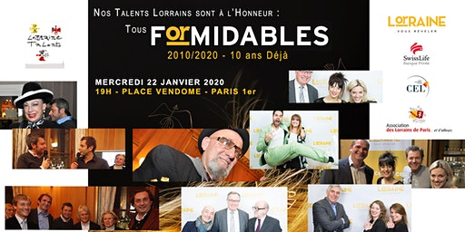 #LorraineTalents - Soirée Spéciale - 10 ans déjà !