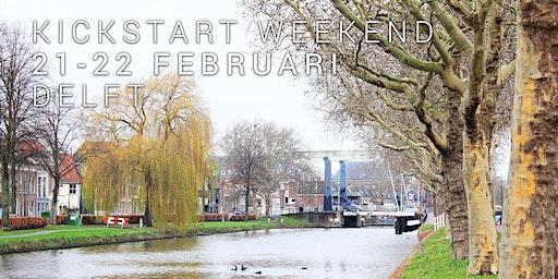Kickstart weekend Delft