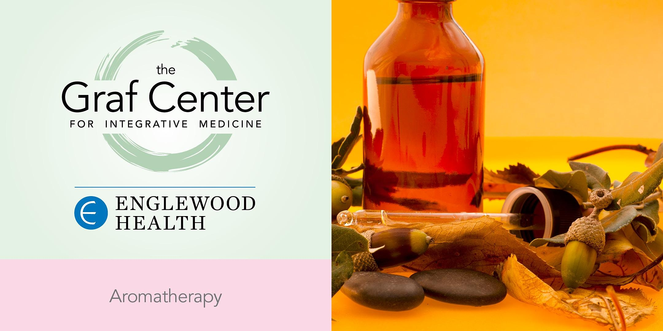 More info: Aromatherapy - Essential Oils for Mood Support (Open House)