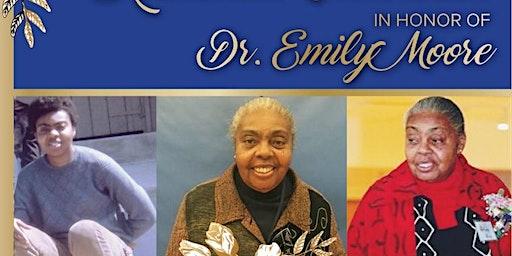Retirement Celebration for Dr. Emily Moore