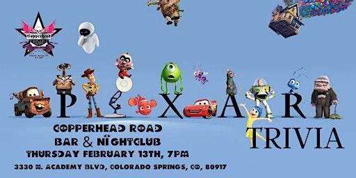 Disney Pixar Trivia at Copperhead Road Bar & Nightclub