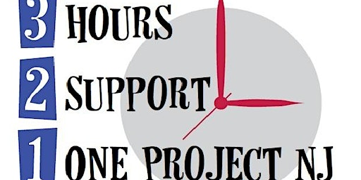 "BNI Greater Mercer 321 Event - ""3 Hours 2 Suport 1 One Project NJ"""