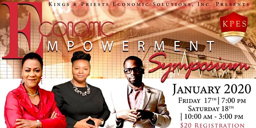 Economic Empowerment Symposium
