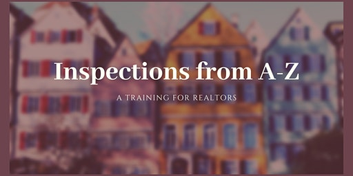Inspections from A-Z - How to stop the dealkillers *2hrs of CE