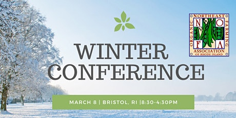 NOFA/RI 2020 Winter Conference tickets