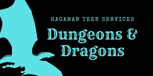 Dungeons & Dragons at the Hagaman Library