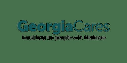 GeorgiaCares  Medicare Workshop
