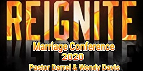 RE-IG-NITE MARRIAGE CONFERENCE 2020 tickets