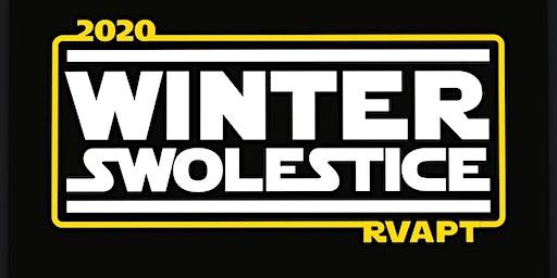 The RVAPT 2020 Winter Swolestice