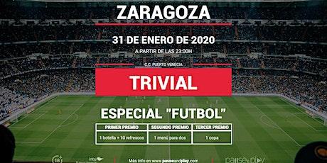 Trivial Especial Futbol en Pause&Play Puerto Venecia entradas