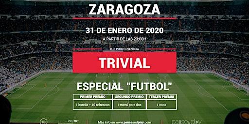 Trivial Especial Futbol en Pause&Play Puerto Venecia