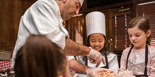 August Kid's Cooking at Maggiano's