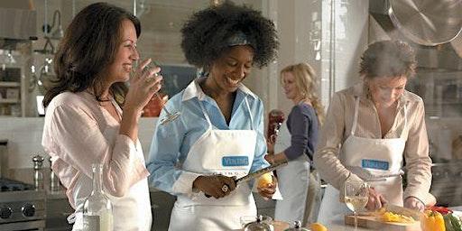 Chef J Ponder's LadiesNight Cooking Class