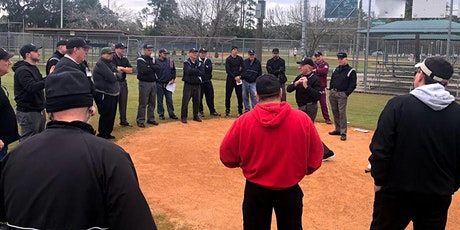 JUA Spring Training For New Umpires tickets