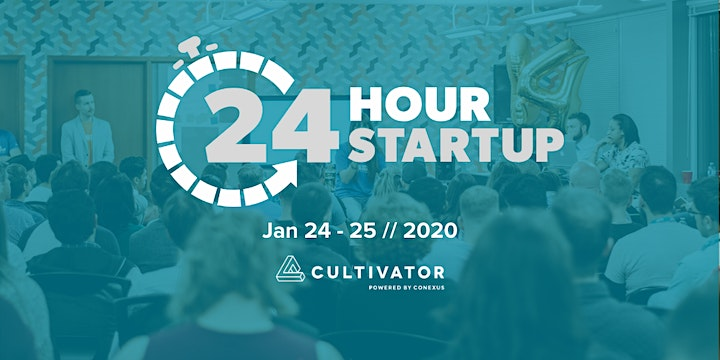 24 Hour Startup YQR image