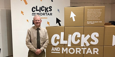 Clicks & Mortar Leeds: Meet the accountant in-store tickets