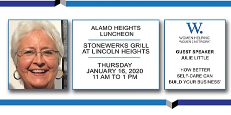 WHW2N Luncheon - Alamo Heights tickets