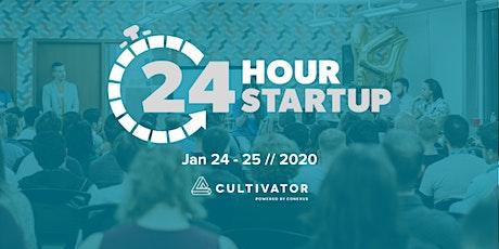 24 Hour Startup YQR tickets