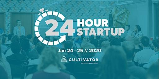 24 Hour Startup YQR