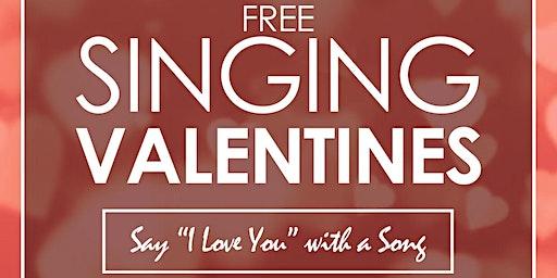 Circle City Sound's SINGING VALENTINES - Feb 13 & 14