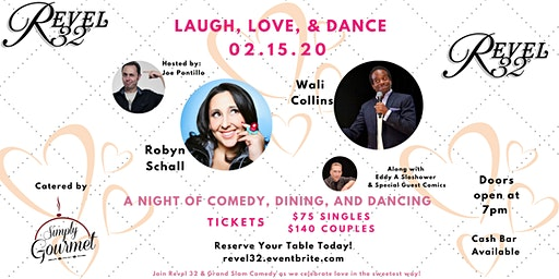 Comedy, Dining, & Dancing