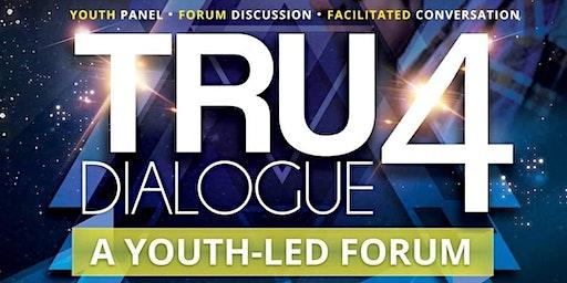 TRU Dialogue 4: A Youth-Led Forum