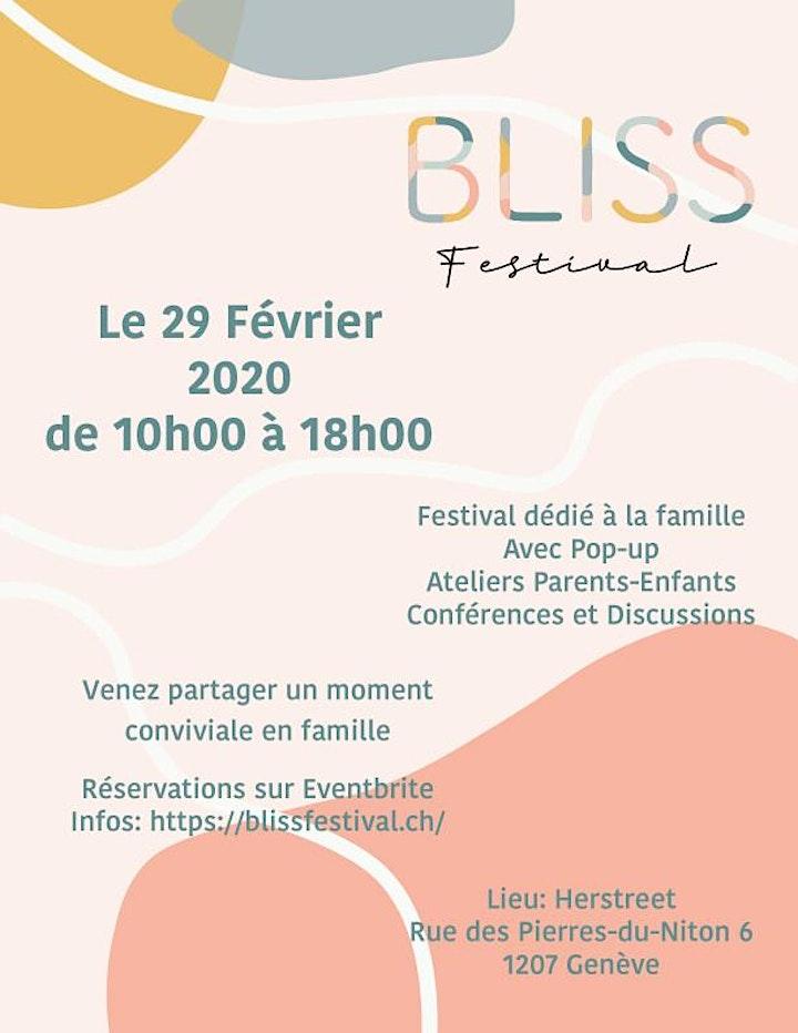 Image pour BLISS FESTIVAL