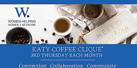 WHW2N - Coffee Clique ® Katy tickets