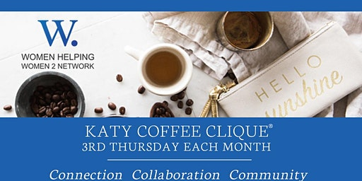 WHW2N - Coffee Clique ® Katy