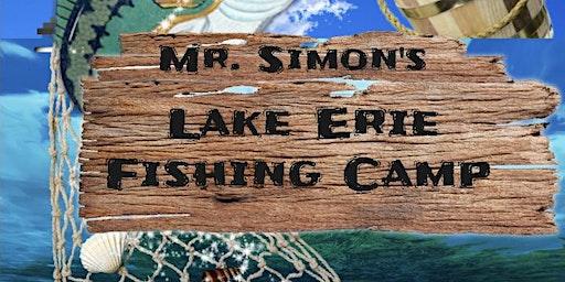 Mr. Simon's Lake Erie Fishing Camp- PORT CLINTON