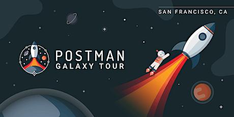 Postman Galaxy Tour: San Francisco tickets