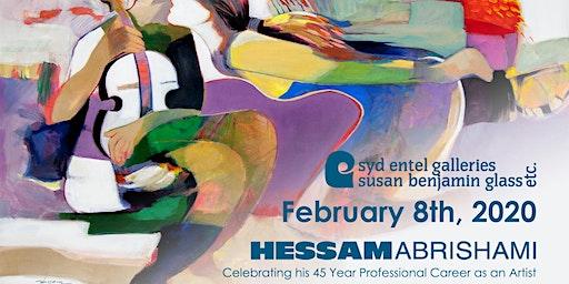 Meet the Artist: Hessam Abrishami