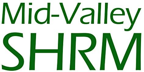 Mid-Valley SHRM April Membership Meeting- Equal Pay Laws