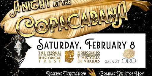 A Night at the Copacabana: Annual VCHT Gala