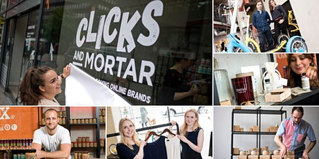 Clicks & Mortar Leeds: Selling on Amazon workshop tickets