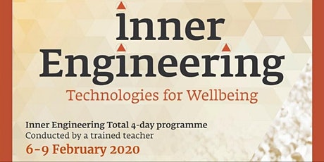 Free introductory talk to 4 day Inner Engineering Program in Copenhagen tickets