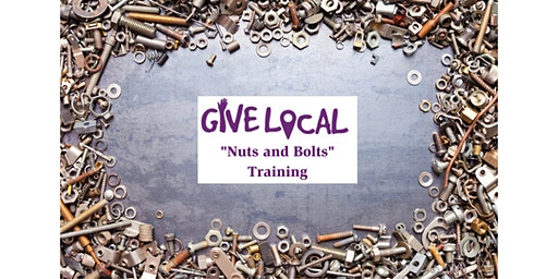 Give Local Nuts and Bolts