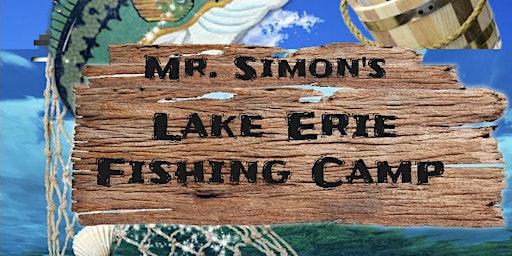 Mr. Simon's Lake Erie Fishing Camp- CONNEAUT