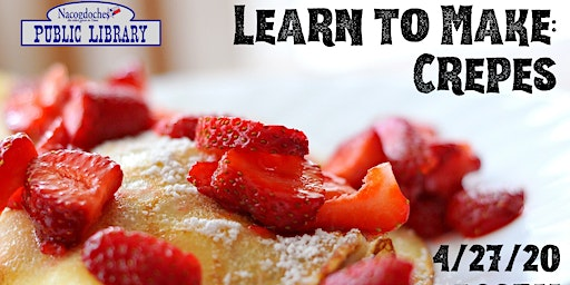 Learn to Make: Crepes