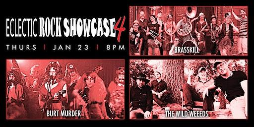 Eclectic Rock Showcase 4