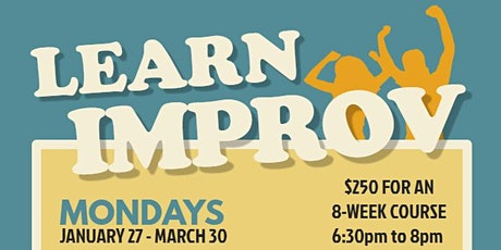 Improv for High School Students tickets
