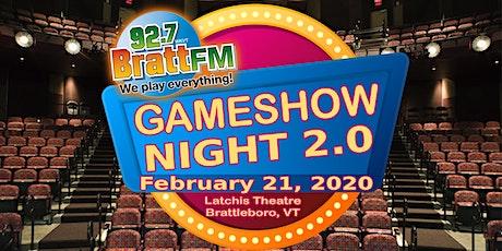 BrattFM Gameshow Night! tickets