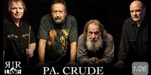 PA Crude - Classic Rock Refined.