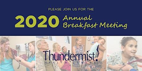 Thundermist Annual Breakfast Meeting tickets