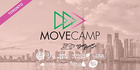 MoveCamp Toronto - Free Fitness at Nathan Philips Square tickets